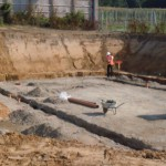 West Street Vineyard Basement Excavations