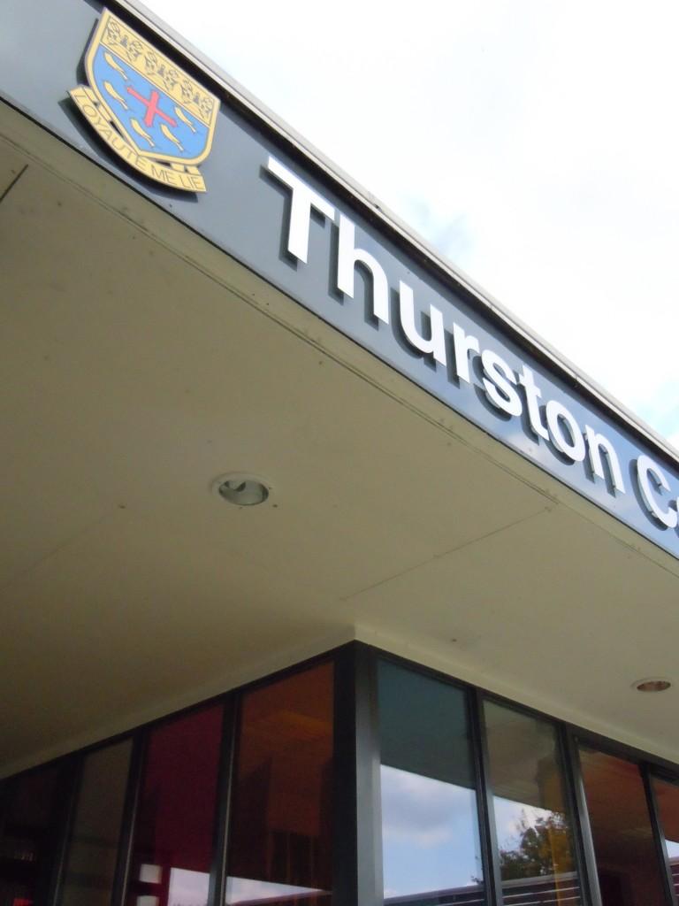 Thurston Signage