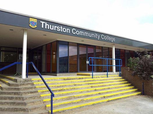 Thurston D Signs