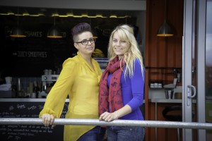 Dayle and Johanna 2
